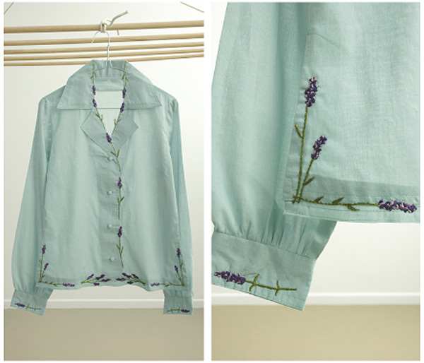 A Blouse for Daphne