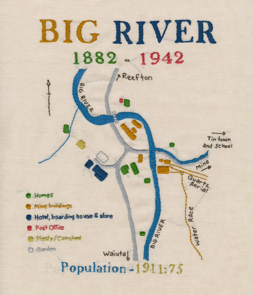 Big River sampler. (2013).