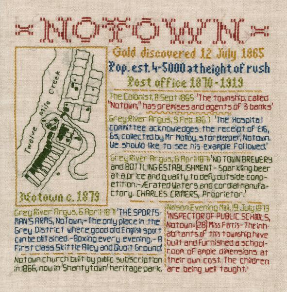 Notown sampler. (2014).
