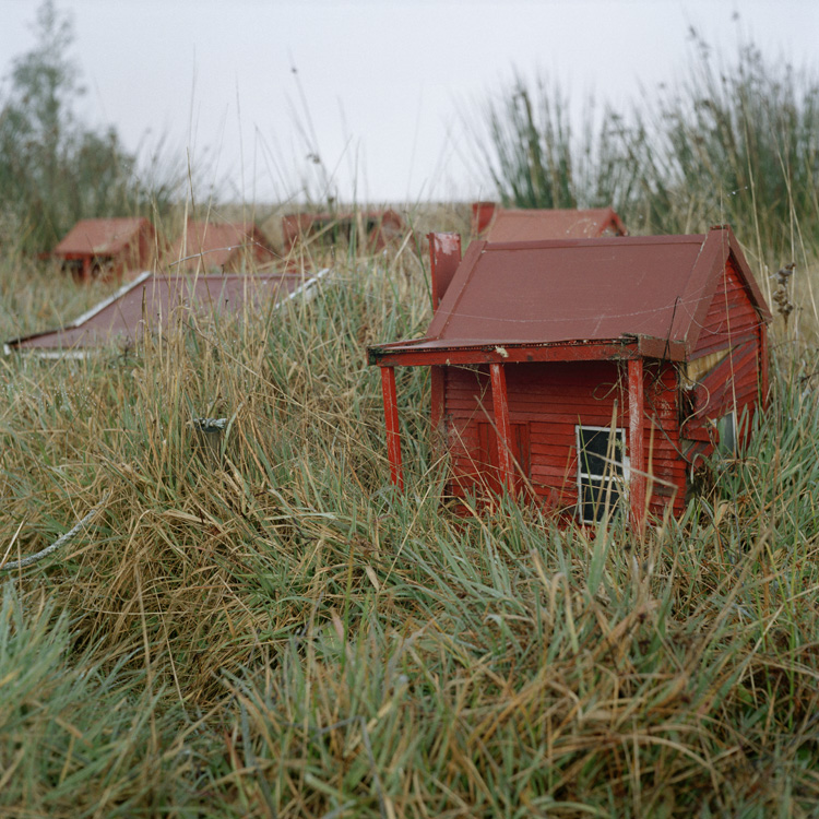 #15. The red huts, single mens