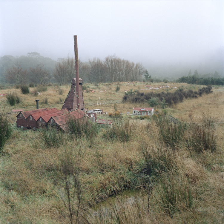 #8. Waiuta, mine buildings