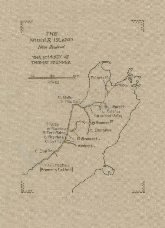 Map. 2018.